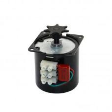 Motor for incubator reversible