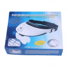 Glasses binocular MG81001-G