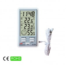 Digital thermometer hygrometer DC-803