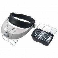 Magnifier-visor MG81001-G (headlamp)