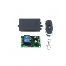 Radio-controlled relay 220V with remote control