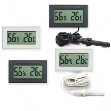 Thermometer-Hygrometer built-in with remote sensor TPM-20