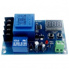 Universal 3.7-120V battery charge controller with indicator XH-M602