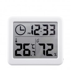 Ultra-thin hygrometer thermometer