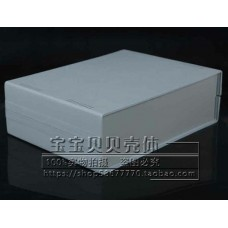 Plastic case for electronic devices 255 * 190 * 80 mm