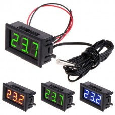 "DC 12V 0.56 "" led digital thermometer"