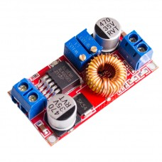DC-DC current stabilizer up to 5 A