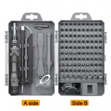 115 in 1 screwdriver set