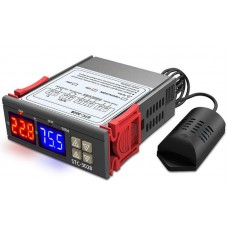 Temperature and humidity controller STC-3028