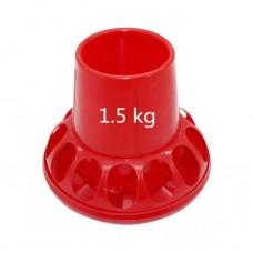 Bunker bird feeder 1.5 kg