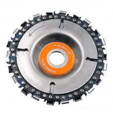 Многофункциональный цепной диск для резьбы по дереву 4 дюйма