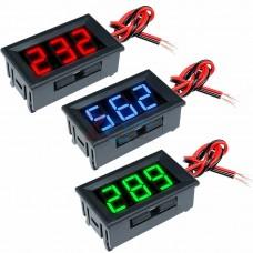 AC voltage voltmeter 70-500 V