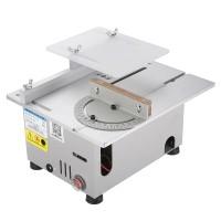 T6 Precision desktop mini circular saw for DIY, woodworking lathe, polishing, drilling machine