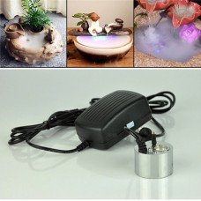 Ultrasonic humidifier, fog generator, atomizer
