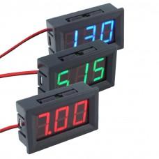 DC voltmeter 0-100 V