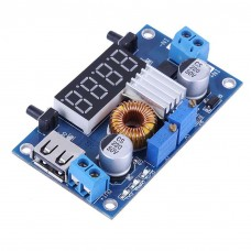 Constant Voltage/Current Flow DC Step-Down Reduction Power Voltage Module Parts Component with Outside Shell for DIY