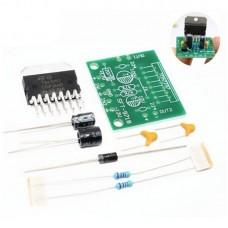 Diy Kit electronic 2x15 Watt stereo amplifier kit on TDA7297