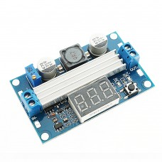 Boost converter DC-DC from 3 ~ 35 V to 3.5 ~ 35 V LTC1871, Booster, step up module
