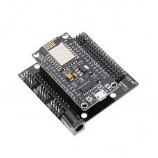 NodeMCU with shield motor control on Esp8266 Acp-12e V3 with CH340