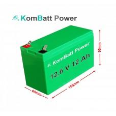 Battery LiFePO4 12V 12Ah