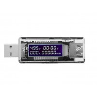 USB тестер KWS-V21